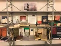 8 marzo diffuso: mostre bibliografiche in Biblioteca di Storia