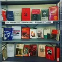 Mostra bibliografica: i 100 anni della Rivoluzione Russa